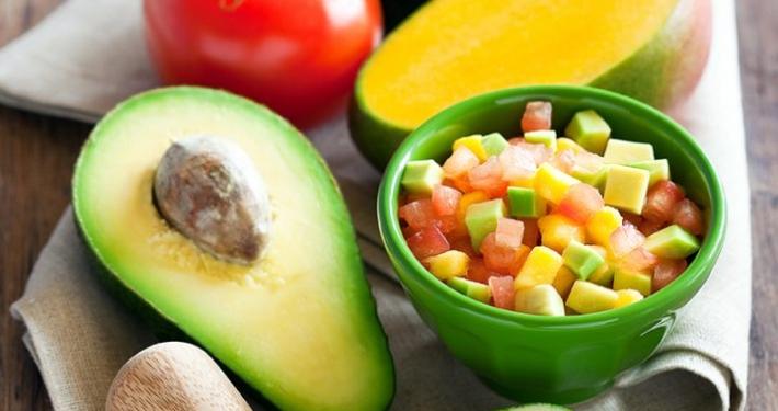 summer seasonal diet dish