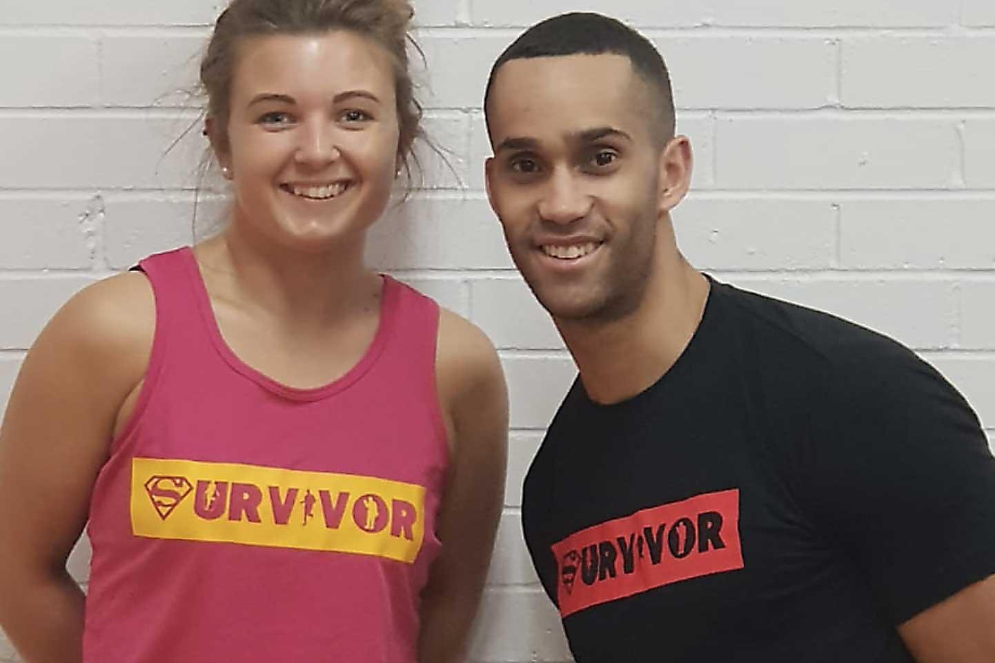 Invincible Bootcamp Survivor Vests