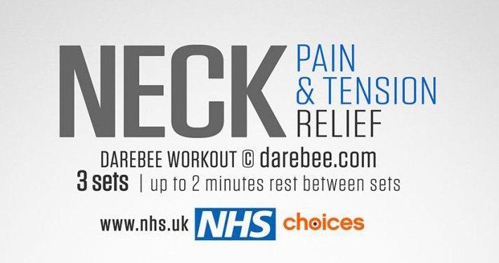 neck workout