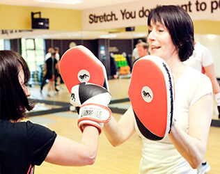 28 days of fitness boxing circuits