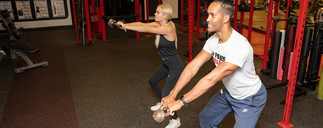 personal training weight management training