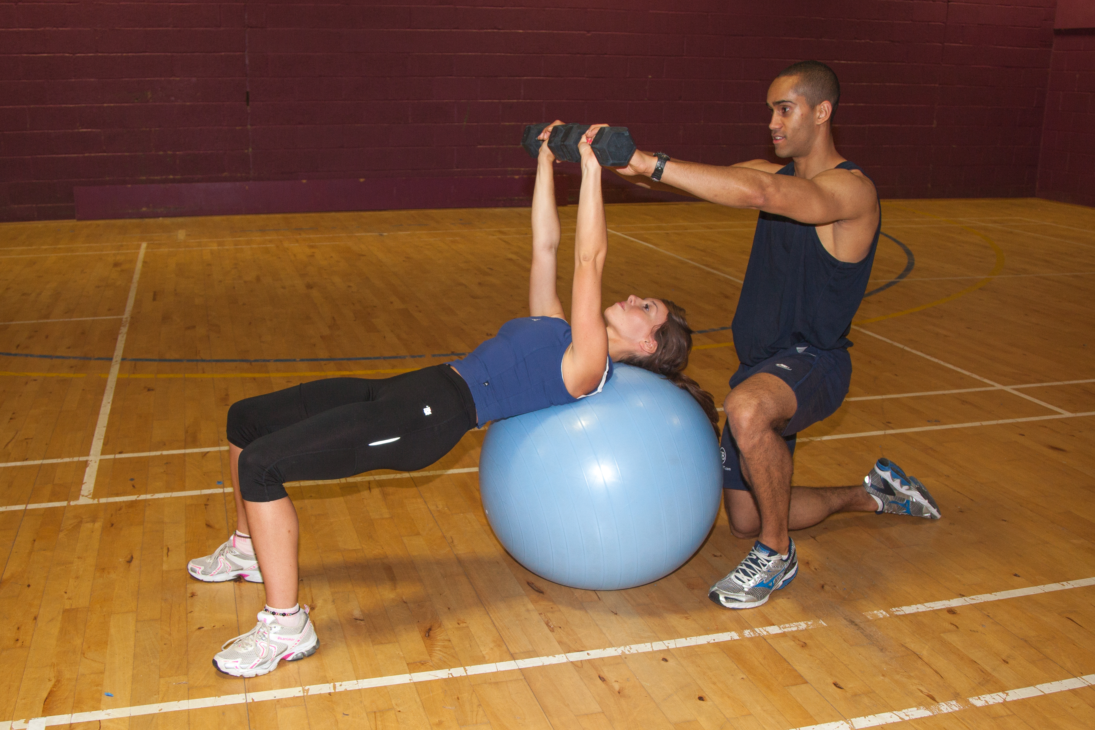 Personal training free session