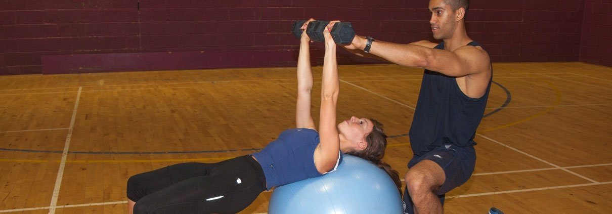 personal trainer poole 1-1 training