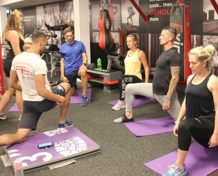 recommended personal trainers Poole