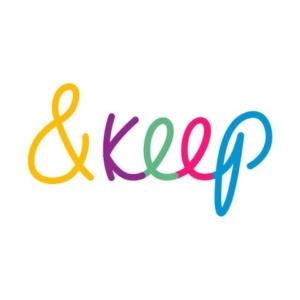 &Keep Social logo