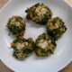 healthy snack food spinach balls