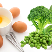 Egg and veg recipe