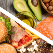 Eating fats can actually help you to lose weight.