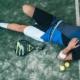 exercising in the heat tennis