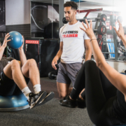 Partner Personal training Sessions